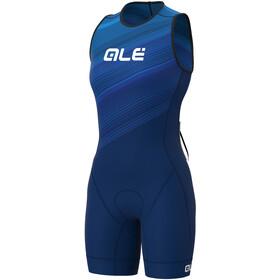 Alé Cycling Kaula Lympc SL Triathlon Skinsuit Women, blauw